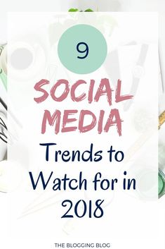 Social media trends are always interesting, looking to see what experts think will be important for the next year. This year's collection includes topics around messenger apps, augmented reality and the death of Twitter (again) but which will effect your blog or business? Click to save for later