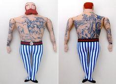 munecos tatuados - Google Search
