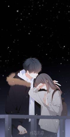 Cute Couple Drawings, Cute Couple Art, Anime Love Couple, Anime Couples Drawings, Anime Couples Manga, Anime Cupples, Kawaii Anime, Anime Art, Anime Chibi
