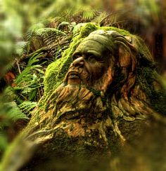 William Ricketts (1898–1993) was an Australian potter and sculptor of the arts and crafts movement. His amazing sculptures are in Ricketts Sanctuary in Mt Dandenong Melbourne