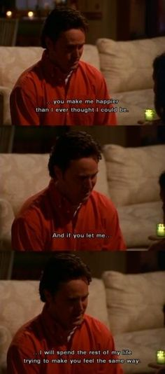 Chandler Bing #Proposal