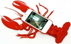 The #lobster #Iphone