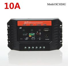 UltimaFio(TM) 10A Solar Charge controller 12V 24V auto switch Solar charge controller YF026 >>> Be sure to check out this awesome product.