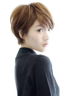 Short hair - Beauty-box.jp