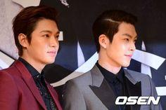 Lee Min Hoo, Kim Woo Bin
