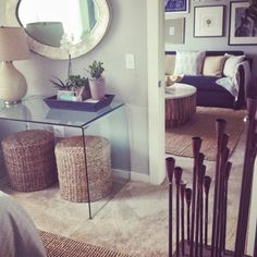 Home styling ideas via Simple Lovely