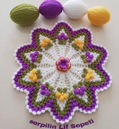 Zig Zag Crochet, Crochet Stitches, Crochet Hats, Ladoo Gopal, Crochet Decoration, Useful Life Hacks, Crochet Earrings, Weaving, Blanket