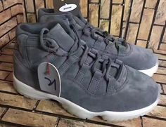 f87abdb9561606 Who s Dropping  400 On The Air Jordan 11 Suede