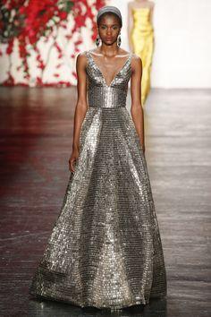 Naeem Khan, New York Fashion Week, Frühjahr-/Sommermode 2016 Couture Mode, Style Couture, Couture Fashion, Runway Fashion, Fashion Spring, New York Fashion, Love Fashion, Fashion Show, Indian Fashion