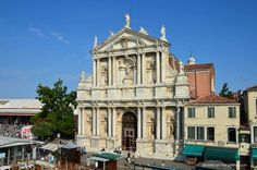 Scalzi Venice Italy
