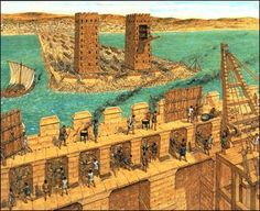 The Siege Of Tyre