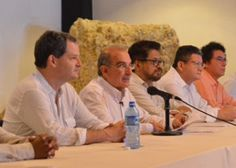 Colombia y las FARC pactan un plan para afianzar el cese al fuego bilateral