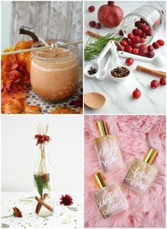 Embrace the autumn season with one of these delicious-smelling DIYs!