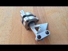 ▶ Platform CNC | Making a Drag Knife - YouTube