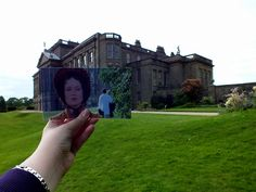 Lyme Park, Disley, Cheshire, England, UK (Pemberley exterior) - Pride and Prejudice directed by Simon Langton (TV Mini-Series, BBC, 1995) #janeausten