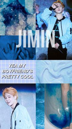Jimin BTS lockscreen aesthetic kpop