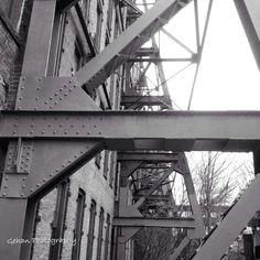 Steel and Brick