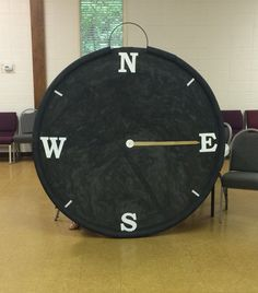 Compass, Journey Off the Map, VBS 2015, Homemade VBS