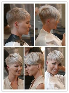 11 modern and elegant short hairstyles - Hairstyle Center!