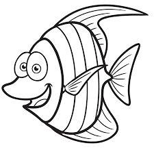coloriage poisson d u0027avril souriant coloring 2 pinterest ocean
