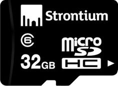 Strontium 32GB Micro SD Memory Card (Class 6) for Rs 640 at #ShopClues   Other heavy discounted deals on Mobile Memory at Shopclues  #shopping #India