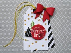 Cute and simple tag.