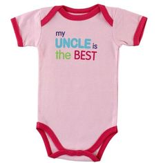 Luvable Friends Baby Sayings Bodysuit - Relatives Girl, Uncle, 3-6 Months Luvable Friends,http://www.amazon.com/dp/B008UASAPE/ref=cm_sw_r_pi_dp_deXArb6A067E4CBB