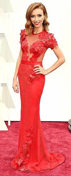 Giuliana Rancic: 2015 Oscars