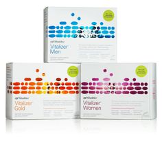 Vitalizer™. VitalizerTM is supplementation made simple. Our unique, clinically supported solution packs essential nutrition into a convenient, everyday, go-anywhere Vita-Strip®. Designed to enhance absorption, Vitalizer provides vitamins, minerals, antioxidants, omega-3s, and healthy probiotics—all in one convenient Vitalizer Vita-Strip®.