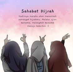 Lailatun wahyu habibie,nafisah aqilah s,saffana aulia zahwa. Islamic Quotes Wallpaper, Islamic Love Quotes, Islamic Inspirational Quotes, Muslim Quotes, Merida, Quotes Sahabat, Anime Sisters, Muslim Religion, Beautiful Quran Quotes