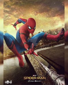 @g0xiii 's beautiful Homecoming Poster! Download images at nomoremutants-com.tumblr.com Key Film Dates * Logan: Mar 3, 2017 * Guardians of the Galaxy Vol. 2: May 5, 2017 * Spider-Man - Homecoming: Jul...