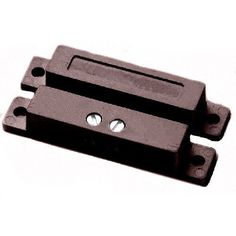 GE Security 1138T-M Surface Mount Terminal Contact, Closed Loop, Brown, 1 Gap Size by GE. $3.25. The 1138T Surface Mount Magnetic Contact is designed for window or door applications where surface mounting is preferred. Because of its sleek design, the 1138T contact is fast and easy to install. The switch and magnet are incorporated into the housing, and the terminal blocks are angled for easy access. Each contact can be mounted using either tape or screws. The 11...