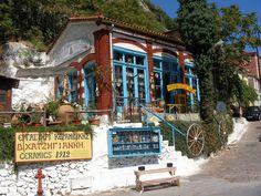 MYTİLİNİ AGİASOS Photo from Agiassos in Lesvos | Greece.com
