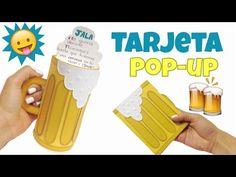Como hacer una tarjeta para regalar\manualidades\scrapbook,regalo fácil - YouTube