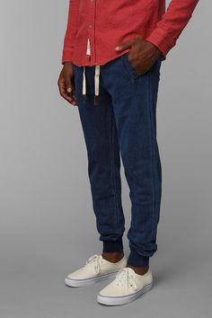 Native Youth True Indigo Jogger Pant