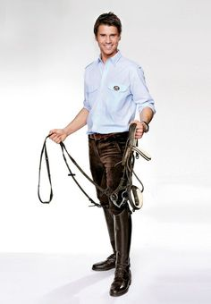 Thore Schollermann in black leather riding boots http://liamhubpages.hubpages.com/hub/Best-Mens-Leather-Boots