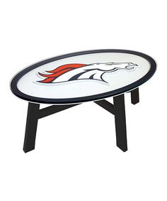 Charmant Take A Look At This Denver Broncos Coffee Table By Fan Creations On #zulily  Today
