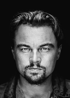 Leonardo DiCaprio, by Robert Maxwell
