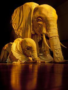 Dodgy Clutch Theatre Company – Elephant