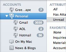 POSTBOX 2 - First Class email software for Mac and Windows.