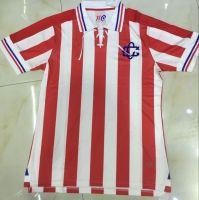 5a205d3d871 Chivas 110th Anniversary Red White Stripe Soccer Jersey Cheap Football  Shirts
