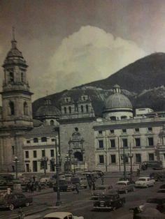 Foto Antigua de Bogotá.