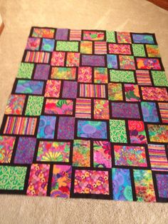 Stained glass window effect 2013