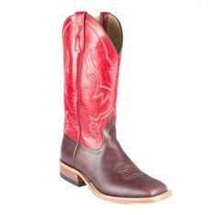 Anderson Bean Chocolate Horsebutt Men's Boots