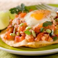 Three Mexican Breakfast Recipes from our online magazine - think I might have all three for breakfast, lunch and dinner!