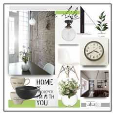 """""""September 24"""" by anny951 ❤ liked on Polyvore featuring interior, interiors, interior design, home, home decor, interior decorating, Canton Box Co., CB2 and Bloomingville"""