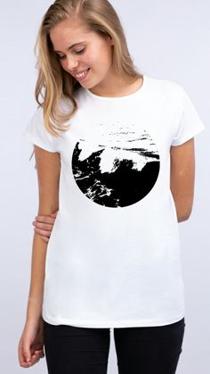 Teemill lets you build your own online store and sell t-shirts online. We print and ship worldwide and send you the profit. It's free Organic Cotton T Shirts, Sustainable Clothing, Tshirts Online, Shirt Outfit, Journey, Plastic, V Neck, Pure Products, Tees