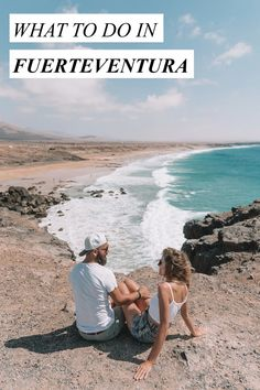 Fuerteventura is the oldest and the second largest of the Canary Islands (right behind Tenerife), situated in the Atlantic Ocean. Canary Islands Fuerteventura, Travel Destinations, Travel Tips, Travel Guides, Travel Images, Ultimate Travel, Spain Travel, South Beach, Travel Inspiration