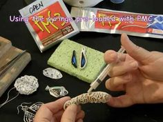 What is PMC (Precious Metal Clay) - YouTube