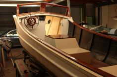 Old Boats, Small Boats, Motor Cruiser, Dutch Barge, Deck Boat, Classic Yachts, Cabin Cruiser, Power Boats, Boat Plans